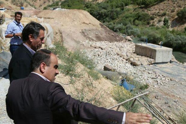 200 میلیارد ریال اعتبار به طرح های آبخیزداری اختصاص یافت