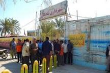 پرداخت مطالبات کارگران شهرداری شادگان در دست پیگیری است