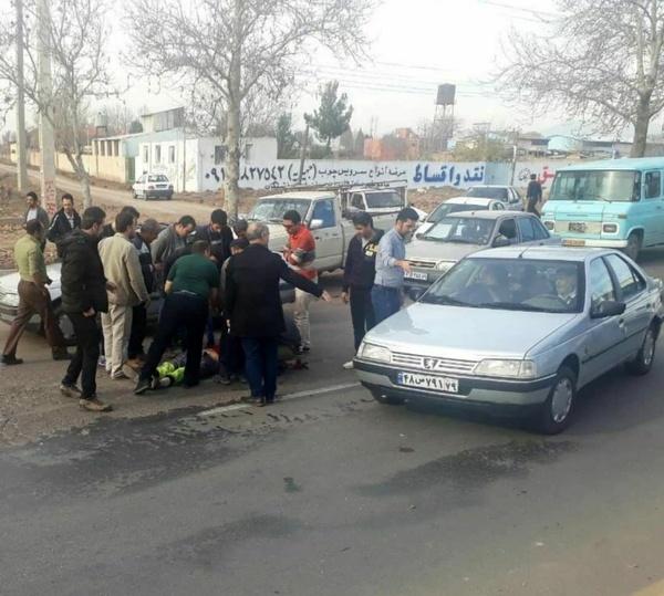 کشته شدن دو کارگر شرکت شهرصنعتی البرز