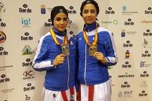 تبریک شهردار رشت به مناسبت افتخارآفرینی دختران کاراته گیلان در مسابقات جهانی اسپانیا