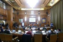 واکنش اعضای شورا شهر نسبت به ارائه برنامه سوم شهردار تهران