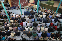 بیانیه بسیج ادارات تهران بزرگ به مناسبت سالگرد ارتحال امام(س)
