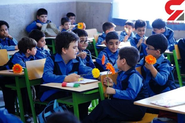 تعداد دانش آموزان قزوین 5.7 درصد افزایش یافت