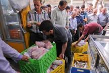 امسال 87 تن گوشت قرمز و مرغ در دامغان توزیع شد