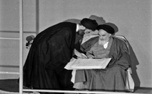 امام حکم ریاست جمهوری آیت الله خامنه ای را تنفیذ کرد