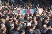 فضای استان اردبیل به بوی سه  شهید دفاع مقدس عطرآگین شد