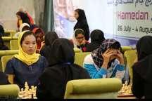 چین فاتح شطرنج جام ملت های آسیا در بخش بانوان شد