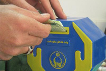 خیران زنجانی 16 میلیارد ریال در طرح صدقه کمک کردند