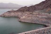 حجم آب سد خیرآباد نیکشهر به شدت کاهش یافته است