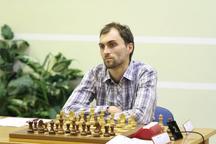 شطرنجباز روس قهرمان بلیتس اوپن بین المللی ابن سینا همدان شد