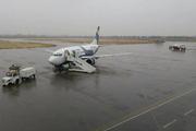 فرودگاه گرگان رکورد بارندگی در آسیا را شکست