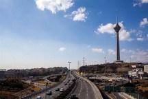 کیفیت هوای پایتخت با شاخص 52 سالم است