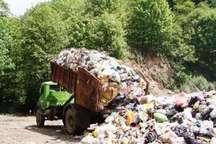 دفن زباله در مراتع و جنگل مورد تائید منابع طبیعی نیست