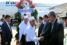 نخستین کاروان حاجیان بوشهر به وطن بازگشتند