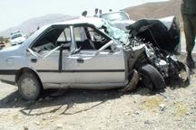 تصادف رانندگی در گیلانغرب یک کشته بر جا گذاشت