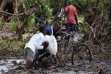 کشته شدن 732 نفر و آوارگی نزدیک به 2 میلیون نفر در توفان آفریقا