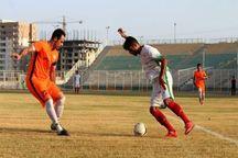 تیم فوتبال شهرداری بندرعباس، همدان را در خانه شکست داد