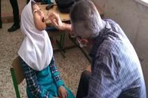 طرح عاری از پوسیدگی دندان در مدارس گناوه آغاز شد