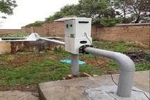 کنتور هوشمند مرهمی بر زخم منابع آب زیرزمینی