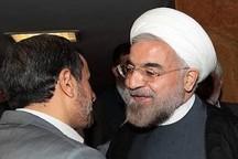 چاره روحانی برای سنگ احمدینژاد