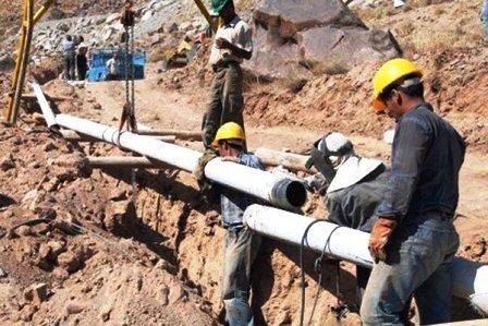 گاز رسانی به 12 شهر و 186 روستای استان ایلام در دولت یازدهم