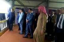 نمایشگاه توسعه صادرات محصولات ایرانی منطقه آزاد اروند گشایش یافت