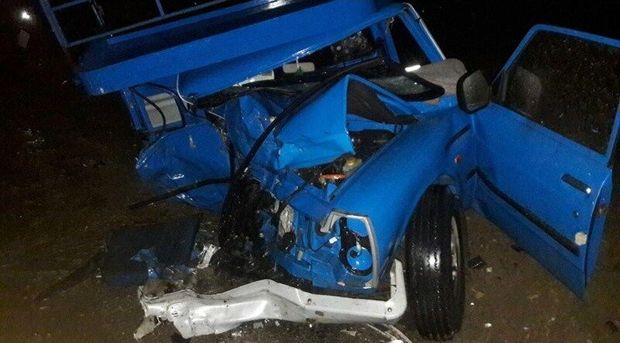 تصادف درآزادراه قم - تهران ۱۱ مجروح برجای گذاشت