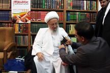 حال عمومی آیت الله مکارم شیرازی مساعد است  جای نگرانی نیست