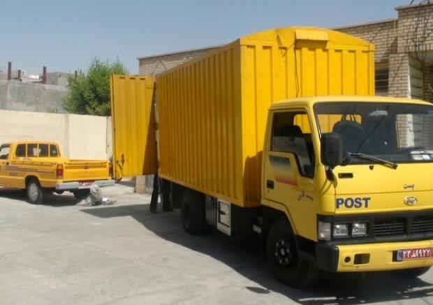 پارسال بیش از چهار میلیون مرسوله پستی در کردستان جابجا شد