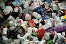 بیش از 9 هزار قلم داروی قاچاق در مراغه کشف شد