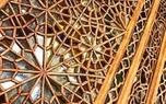 ساخت 12 لنگه در گره چینی برای عتبات عالیات توسط هنرمند استان مرکزی