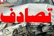 2 کشته و یک مصدوم در حادثه رانندگی بهشهر