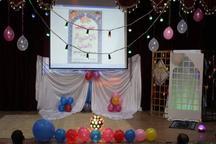 جشن تکلیف 370 دانش آموز پسر دیر برگزار شد