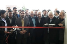 رئیس جامعه خیران یک واحد آموزشی سمنان را افتتاح کرد