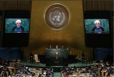 بازتاب سخنرانی رئیس جمهور در مجمع عمومی در رسانه های خارجی