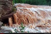 خسارت سنگین سیل در خرم آباد  صدها منزل مسکونی گرفتار سیلاب و آبگرفتگی  برآورد خسارتها فعلا امکان پذیر نیست