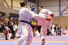 20 کاراته کا آذربایجان شرقی به اردوهای تیم ملی اعزام شدند