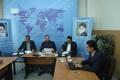 میزگرد راهکارهای کاهش حوادث کار در ایرنا قزوین برگزار شد