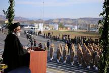 اقتدار امروز کشور به خاطر وحدت مثال زدنی نیروهای مسلح است