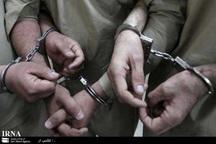 عاملان شرارت و عربدهکشی در مشهد دستگیر شدند