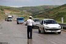 اعمال محدودیت ترافیکی درمحور آستارا - اردبیل