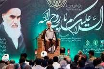 امام جمعه موقت تهران: امام خمینی دین را در عصر امروز احیا کرد