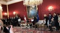 عکس/ مراسم تحلیف اولین صدراعظم زن اتریش