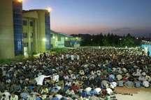 بیش از هشت هزار نفر از روزه داران در بزرگترین سفره افطار گناباد اطعام شدند
