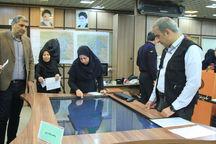مانور سیل در تهران برگزار شد