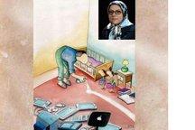 افتخار آفرینی کارتونیست جوان تبریزی در عرصه بین المللی