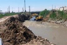 عملیات لایروبی رودخانه های جنوب پایتخت آغاز شد