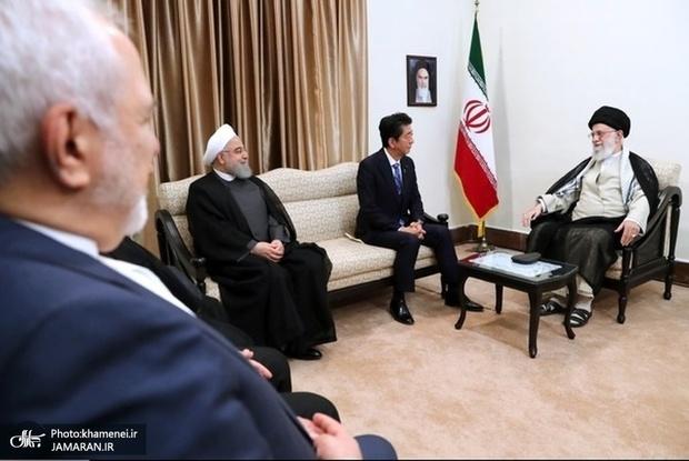 روایت رسانه های عربی از سفر نخست وزیر ژاپن به ایران