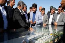 وزیر جهادکشاورزی 113 میلیارد ریال طرح را در گرمسار افتتاح کرد