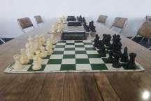 مسابقات شطرنج قهرمانی آذربایجان غربی به نیمه راه رسید